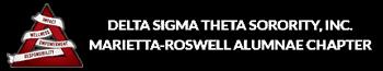 Delta Sigma Theta Sorority, Inc Logo