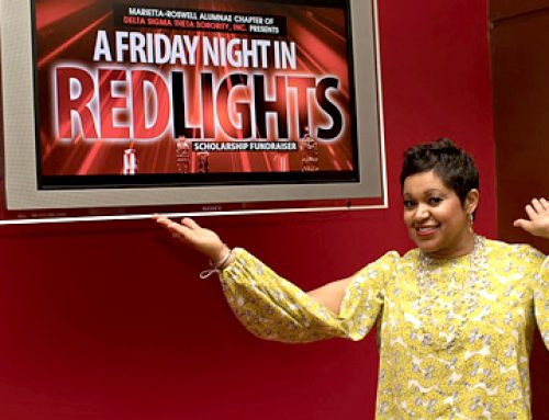 A Friday Night in Red Lights 2018 Scholarship Fundraiser