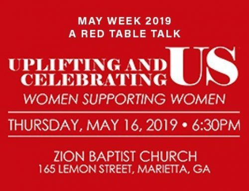 May Week Red Table Talk