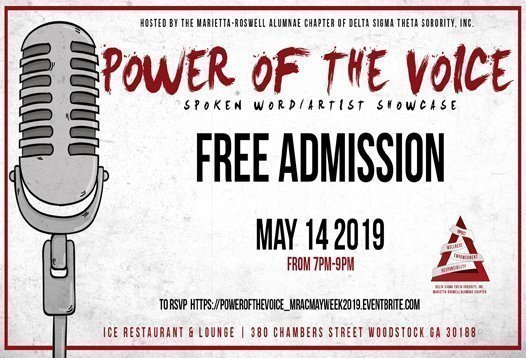 Power of The Voice Spoken Word