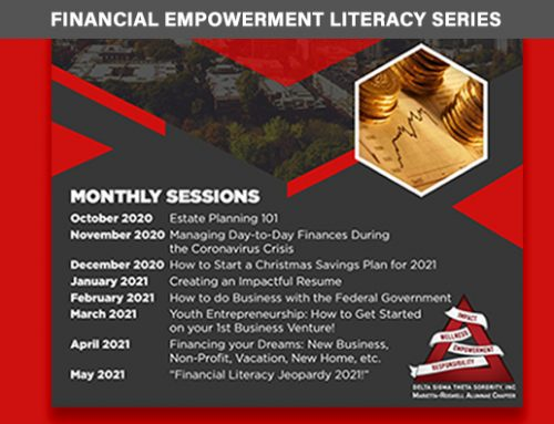 ECONOMIC EMPOWERMENT LITERACY WEBINAR: ESTATE PLANNING 101