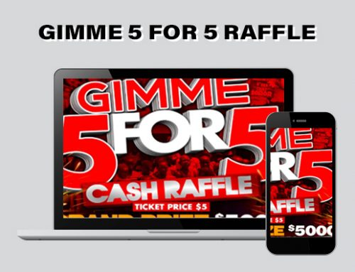 Gimme 5 For 5 Raffle