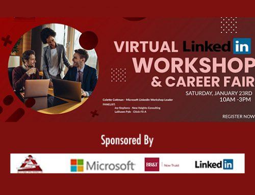 Virtual Linked In Workshop