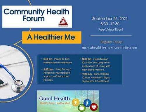 Community Health Forum 2022